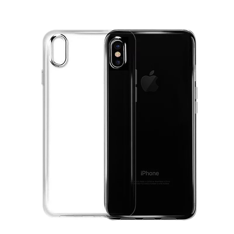 schutz h lle panzerglas f r iphone x 10 transparent. Black Bedroom Furniture Sets. Home Design Ideas